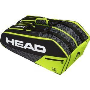 Head CORE 9R SUPERCOMBI šedá  - Tenisový bag