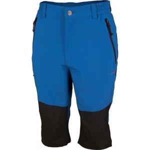 Head FEDIR modrá XL - Pánské 3/4 kalhoty