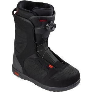 Head SCOUT LYT BOA COILER  280 - Pánská snowboardová obuv