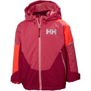 Helly Hansen K RIDER INS JACKET - Dětská zimní bunda
