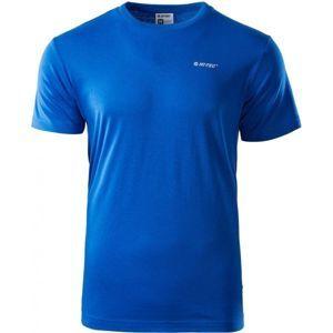 Hi-Tec DOBRAN modrá M - Pánské triko