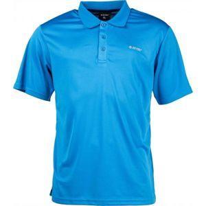 Hi-Tec HOLOS modrá L - Pánské triko