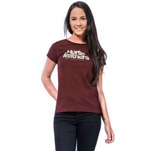 Horsefeathers SELF LOVE TOP  L - Dámské tričko