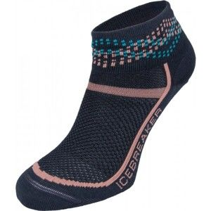 Icebreaker MULTISPORT MINI W tmavě modrá M - Dámské ponožky