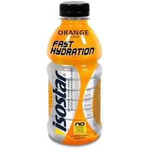 Isostar FAST HYDRATATION POMERANČ 500 ML oranžová NS - Energetický nápoj