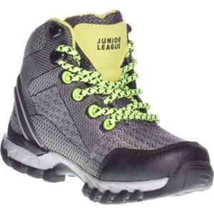 Junior League MARIEFRED tmavě šedá 32 - Dětská kotníková obuv