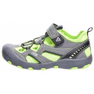Junior League RADA šedá 29 - Dětské sandály