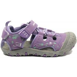 Junior League BERRY fialová 31 - Dětské sandály