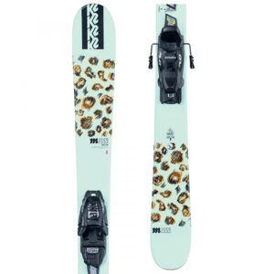 K2 MISSY FDT 7.0  139 - Dětské allmountain lyže s vázáním