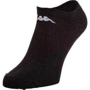 Kappa TESAZ 3PACK černá 35 - 38 - Ponožky