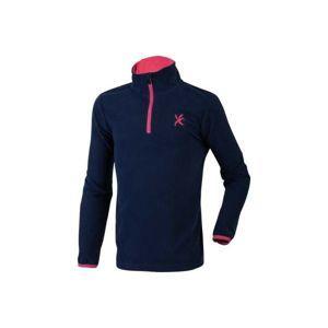 Klimatex DASHI JNR růžová 134 - Dětský pulovr