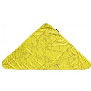 Klimatex LIOR žlutá NS - Funkční šátek