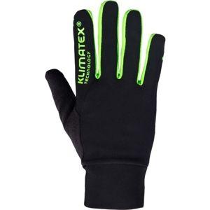 Klimatex SANYOT - Strečové prstové rukavice