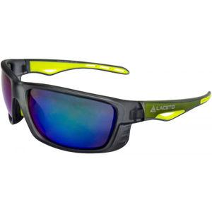 Laceto FUSION tmavě šedá NS - Čiré sluneční brýle