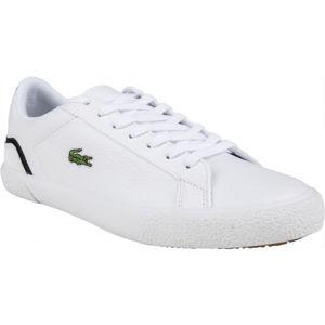 Lacoste LEROND 220 bílá 45 - Pánské tenisky