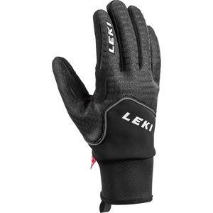 Leki NORDIC THERMO GLOVE M černá 9.5 - Běžecké rukavice