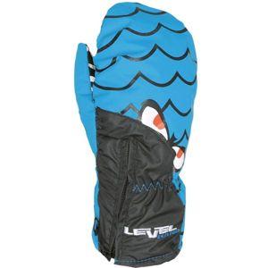 Level LUCKY MITT JR - Voděodolné celozateplené rukavice