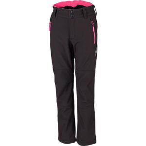 Lewro ORES  152-158 - Dívčí softshellové kalhoty