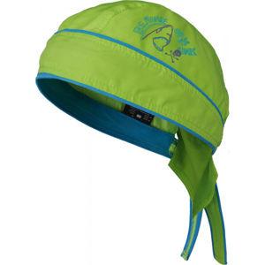 Lewro PALINO zelená UNI - Chlapecký šátek