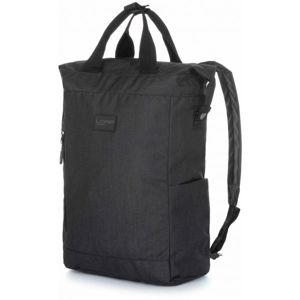 Loap TEMPEST tmavě šedá NS - Městský batoh