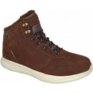 Loap SEOLA hnědá 42 - Zimní obuv