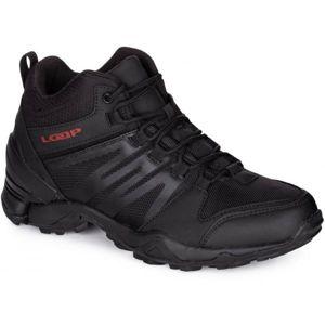 Loap DWIGHT MID WP - Pánská volnočasová obuv