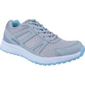 Lotto NIALL modrá 39 - Dámská volnočasová obuv