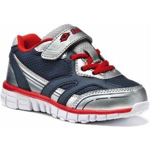 Lotto ZENITH IV INF SL modrá 23 - Dětská sportovní obuv