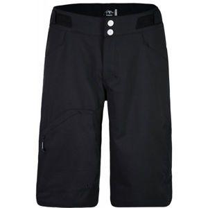 Maloja RETOM černá XL - Pánské volnočasové kraťasy