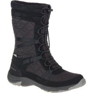 Merrell APPROACH TALL WTPF W černá 4.5 - Dámské zimní boty