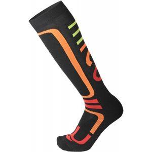 Mico MEDIUM PERFORMANCE SNOWBOARD SOCKS W - Dámské snowboardové ponožky