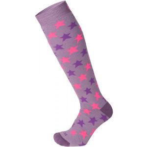 Mico MEDIUM WARM CONTROL K  L - Dětské lyžařské ponožky