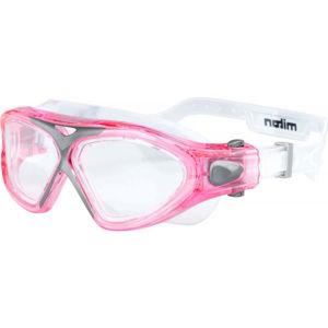 Miton HAZEL růžová NS - Plavecké brýle