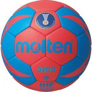 Molten HX3200 červená 1 - Házenkářský míč