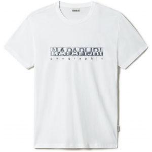 Napapijri SALLAR SS  M - Pánské triko