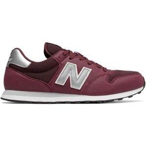 New Balance GM500BUS červená 9.5 - Pánská volnočasová obuv
