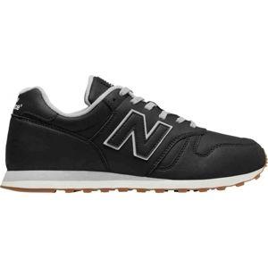 New Balance ML373BLA černá 8.5 - Pánská vycházková obuv