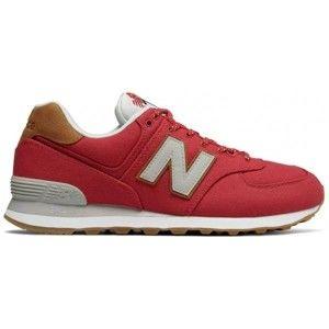 New Balance ML574YLA - Pánská volnočasová obuv