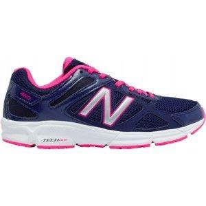 New Balance W460CP1 růžová 5.5 - Dámská běžecká obuv