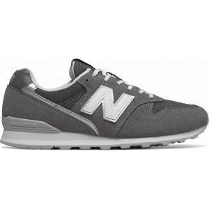 New Balance WL996CLC šedá 6.5 - Dámská vycházková obuv