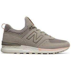 New Balance WS574PMC - Dámská volnočasová obuv