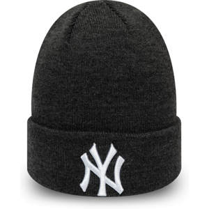 New Era MLB HEATHER ESSENTIAL KNIT NEW YORK YANKEES - Pánská zimní čepice