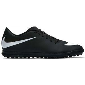 Nike BRAVATAX II TF černá 7.5 - Pánské turfy