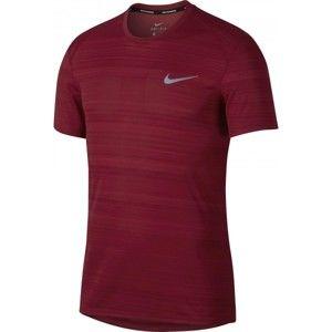 Nike DRY MILER TOP SS NV - Pánský běžecký top