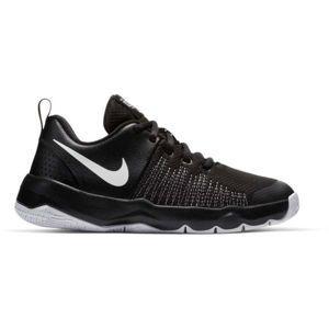Nike TEAM HUSTLE QUICK GS - Dětská basketbalová obuv