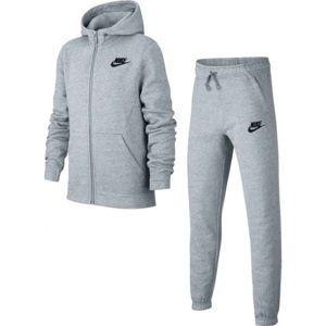 Nike NSW TRK SUIT BF COR - Chlapecká sportovní souprava