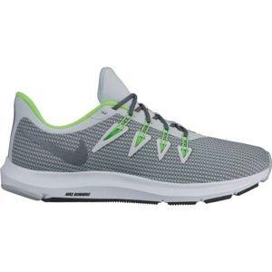 Nike QUEST zelená 10 - Pánská běžecká obuv