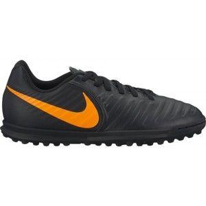 Nike JR TIEMPO LEGENDX 7 TF černá 4 - Dětské turfy