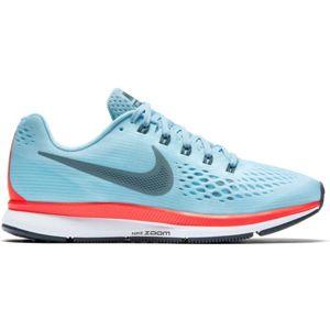 Nike AIR ZOOM PEGASUS 34 W modrá 9.5 - Dámská běžecká obuv