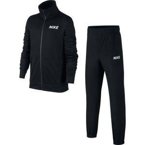 Nike NSW TRK SUIT POLY černá S - Sportovní souprava
